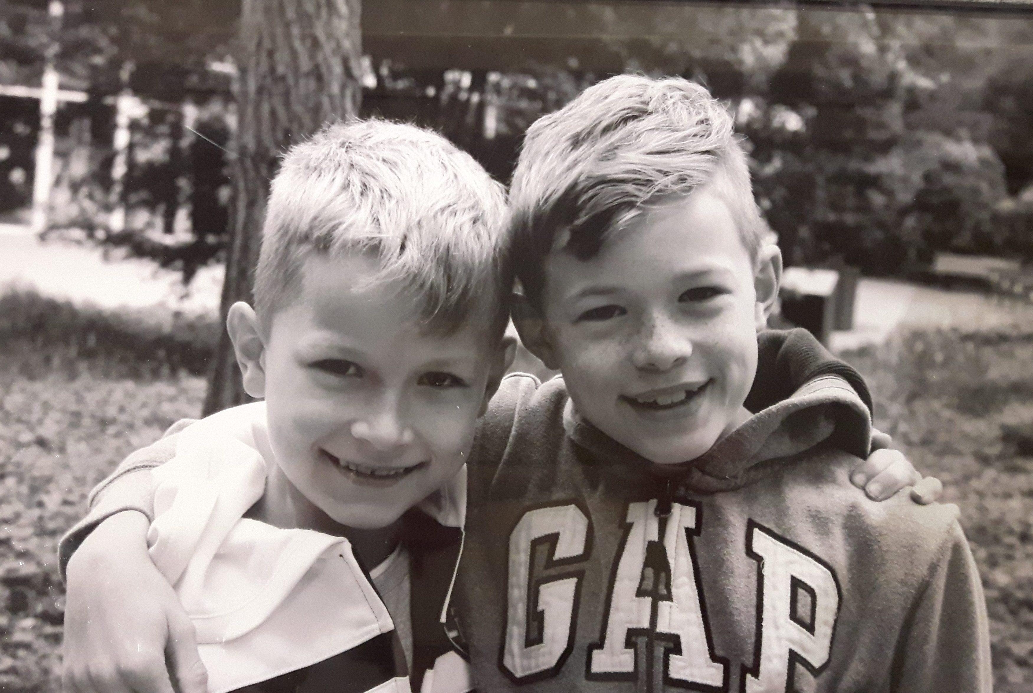 7 en 10 jaar oud onze twee kanjers!